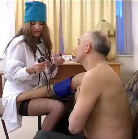 смотреть русское порно с медсистрой