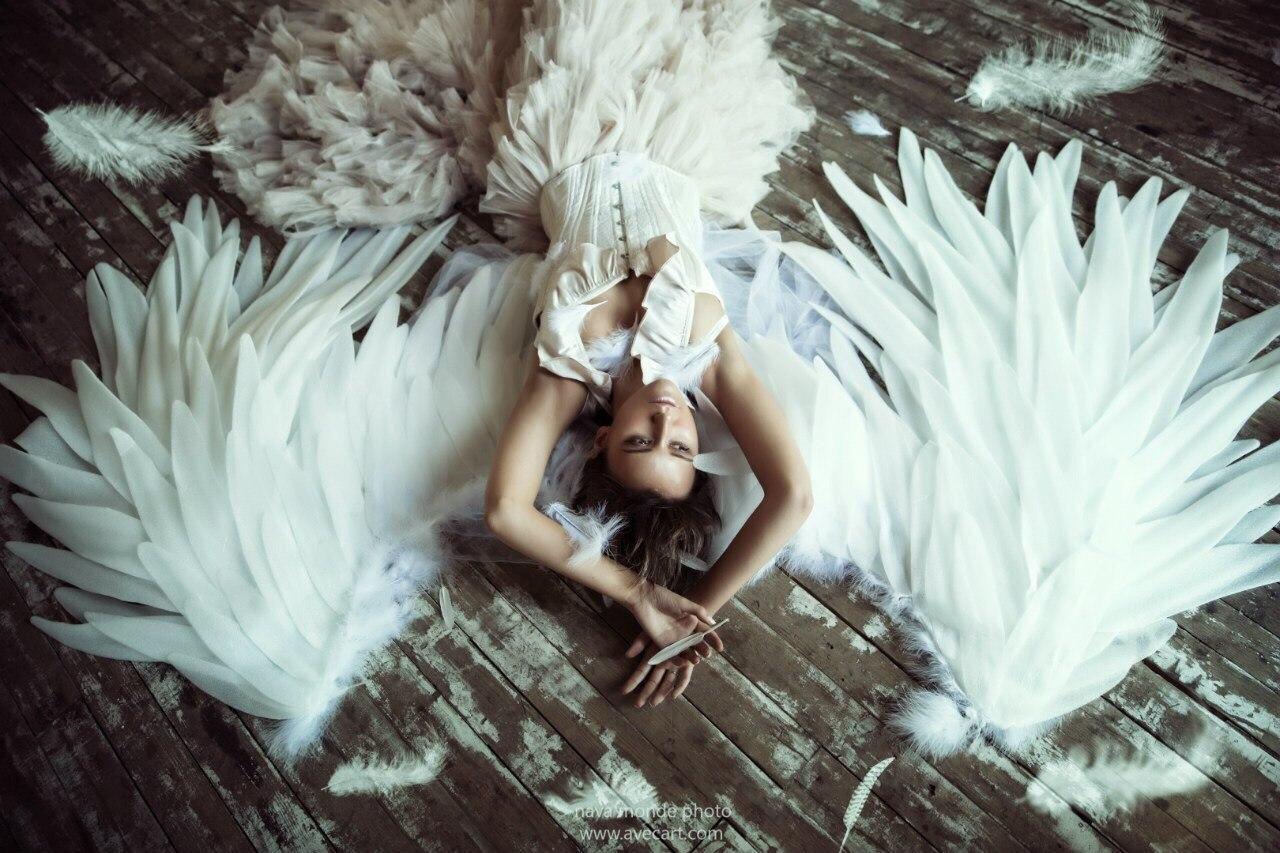 Кто то крылья отдает нам своими руками