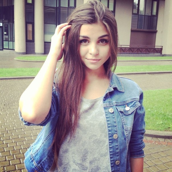 Красивые девушки 17 лет на аву