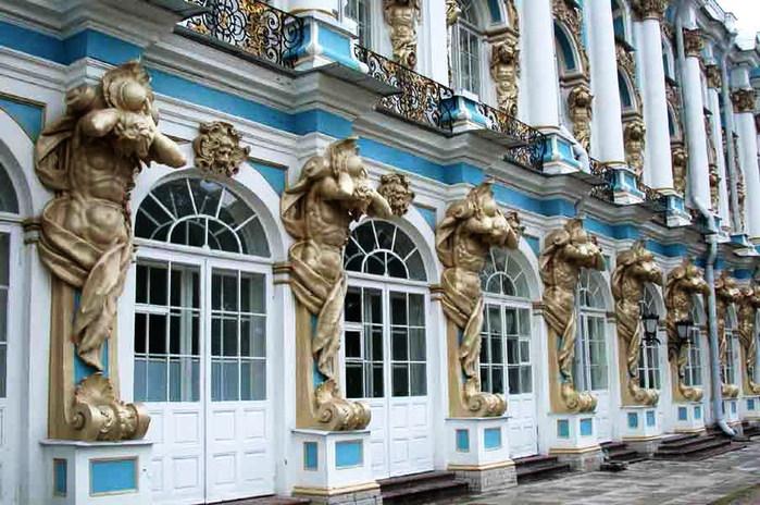 Единственный особняк в петербурге, выстроенный придворным архитектором растрелли для частного лица, шедевр русского
