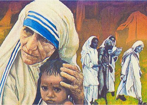 life of mother teresa essay