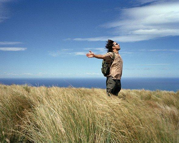 картинка человек на ветру где был