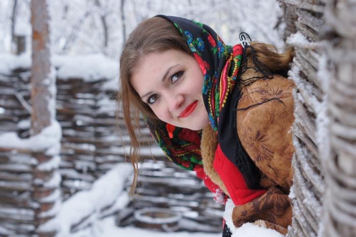 фото русских зрелочек