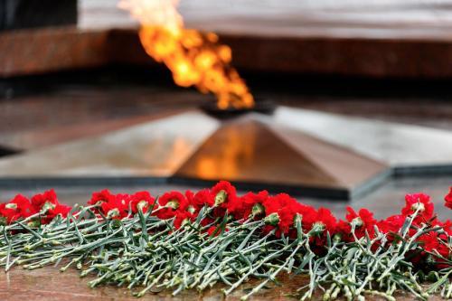 Сегодня в Курске откроют памятник Неизвестному Защитнику города