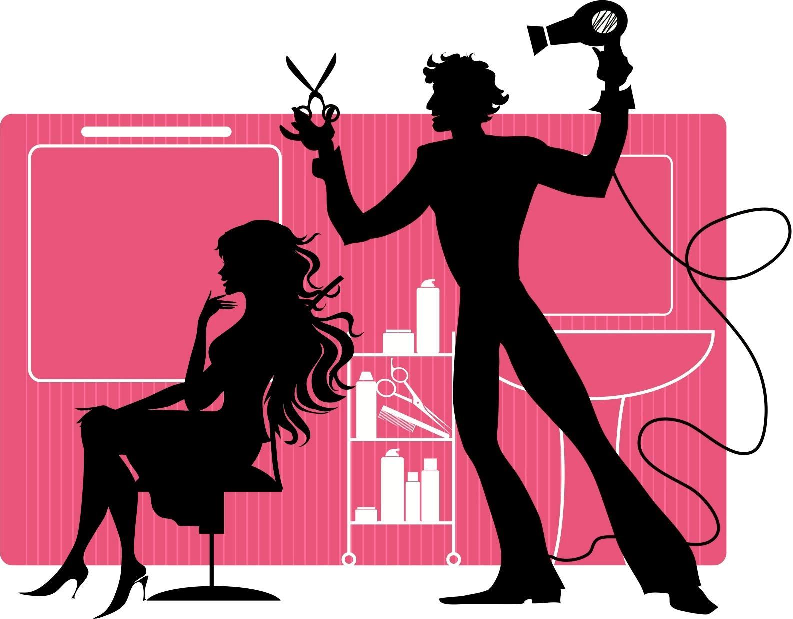 Открытки классный парикмахерский салон