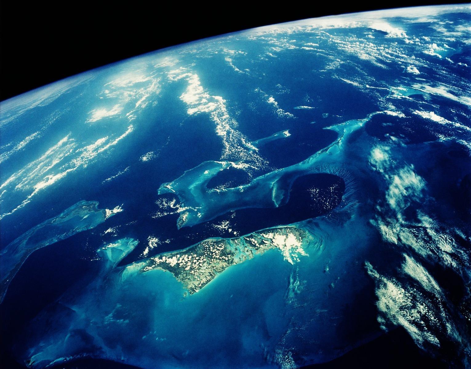 Картинки мировых океанов на земле