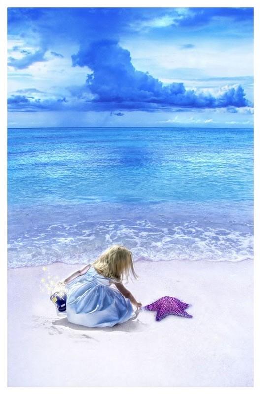 Маме, открытки с ласковым морем