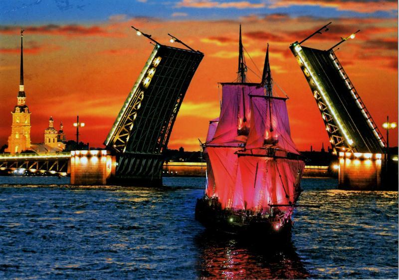 еще один маршрут корабля алые паруса в городе санкт петербурге слушали