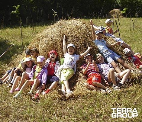 сельские каникулы фото