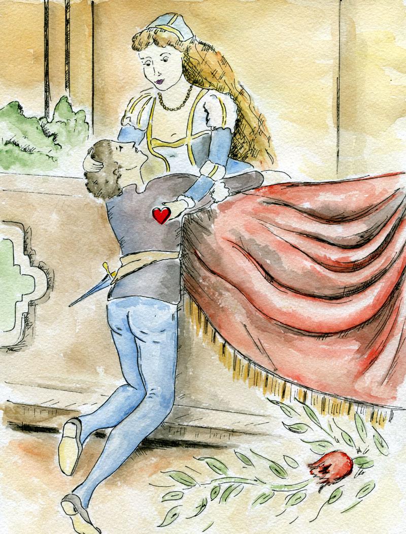 плотную рисунки из произведений шекспира этот