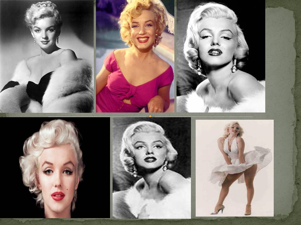 Marilyn Monroe was an American actress comedienne singer and model She became one of the worlds most enduring iconic figures and is remembered