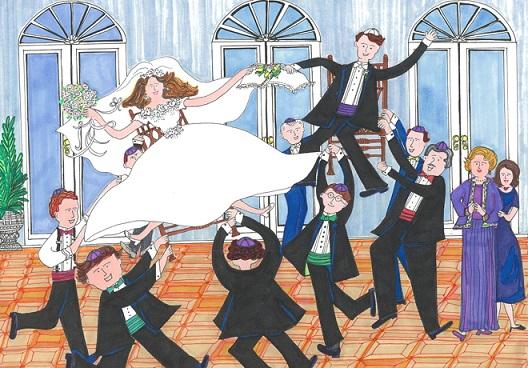 Еврейские свадебные поздравления 10