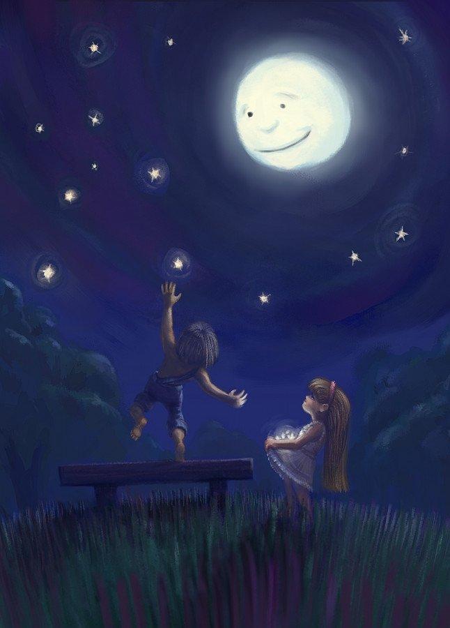 достать звезду с неба фото