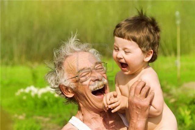 Фото дед и внучка 15568 фотография