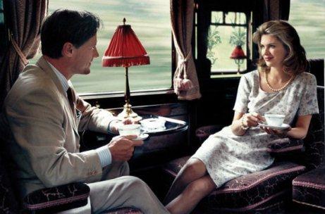в поезде с чужой женой