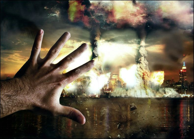 Свой мир я разрушил своими руками