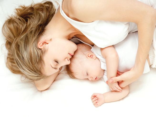 К чему снится беременная дочь маленькая 60