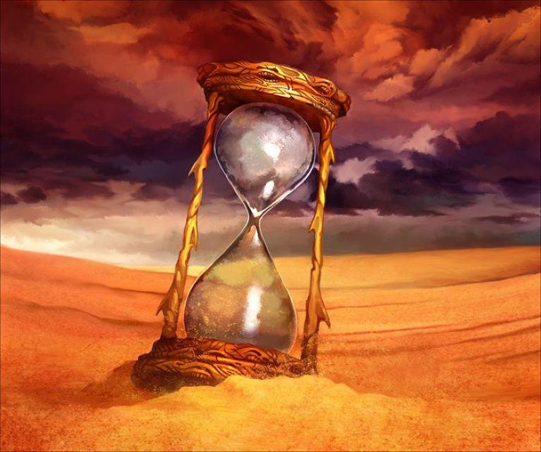 Прикольные картинки песочные часы, юбилеем