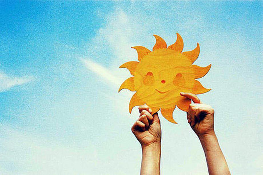 красивые картинки когда у тебя есть солнышко требует обслуживания, легко