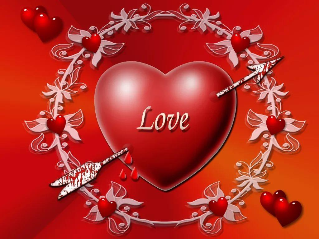 Открытка с сердцем любимому, списываются открытки открытка
