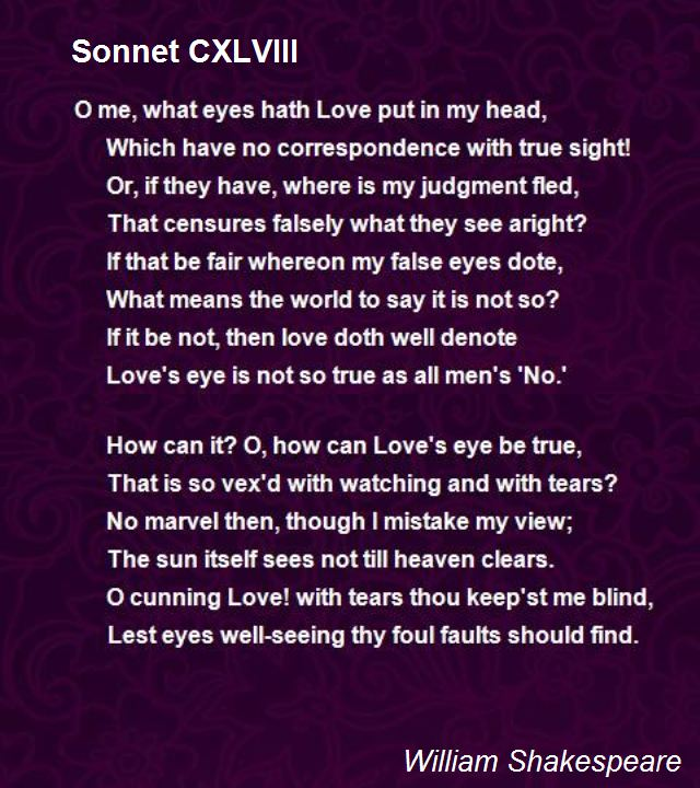 shakespeares view on love essay