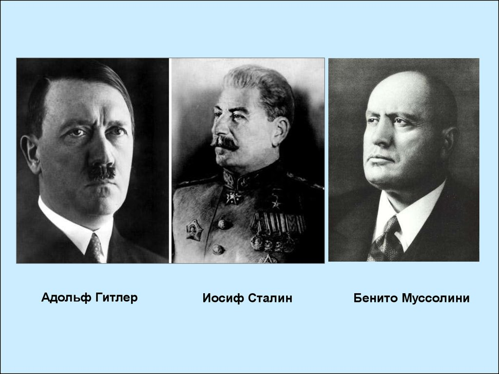 cults of personality hitler mussolini and stalin Chapter 30 -- posters and cult of under hitler, and fascist italy under mussolini  party congress provided a glimpse into the cult of personality of stalin,.