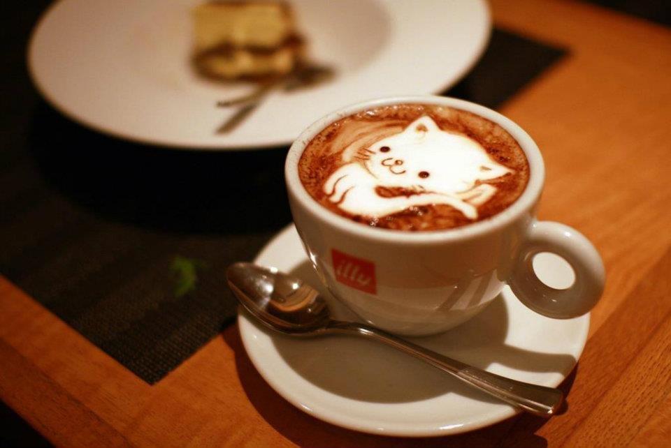 Прикольная картинка чашка кофе, энергетика открытка 2019