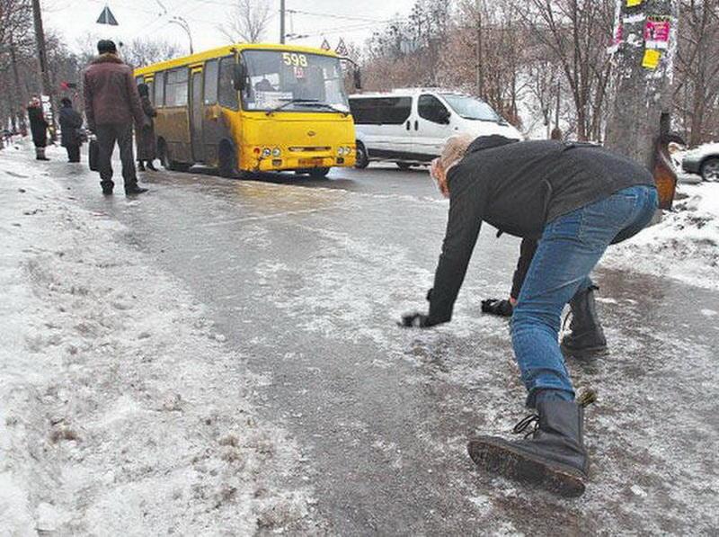 Врачи составили список самых травмоопасных улиц Курска