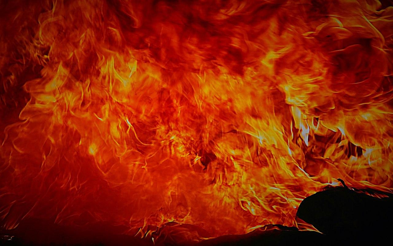 Картинки ада огонь