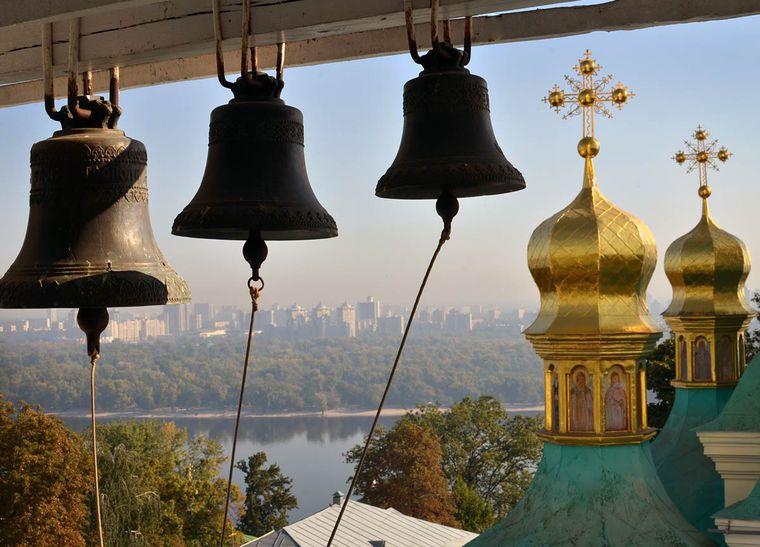 церковная музыка с колоколами Руслан