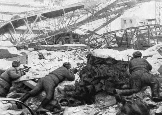 Вспоминая Сталинград 75 годовщина