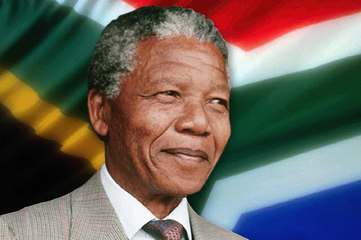 a biography of nelson mandela the president of south africa Nelson rolihlahla mandela was the son of one of south africa's leading dignitaries, chief henry mandela of the tembu tribe, and it was as a young law student that he became involved in political opposition to the white minority regime.