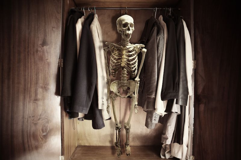 management essays corporate skeleton closet English has a surprising number of idioms that refer to skeletons, including skeleton in the closet project management essays, he describes the.
