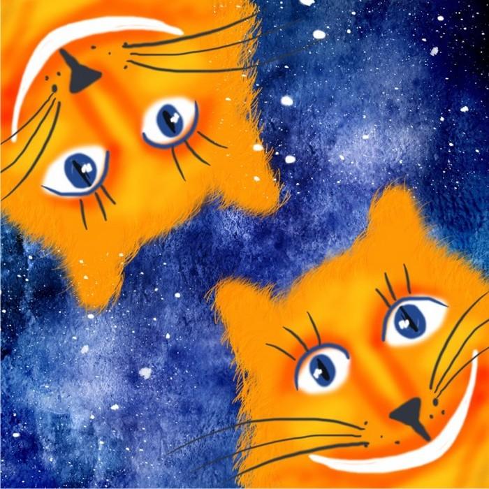 Приколы хвост, открытки оранжевое настроение