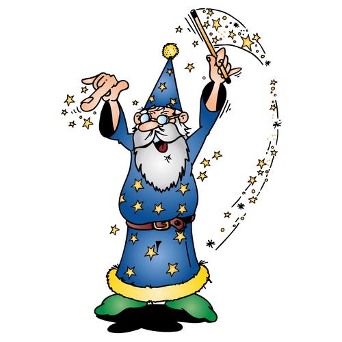 Картинки с анимациями волшебники