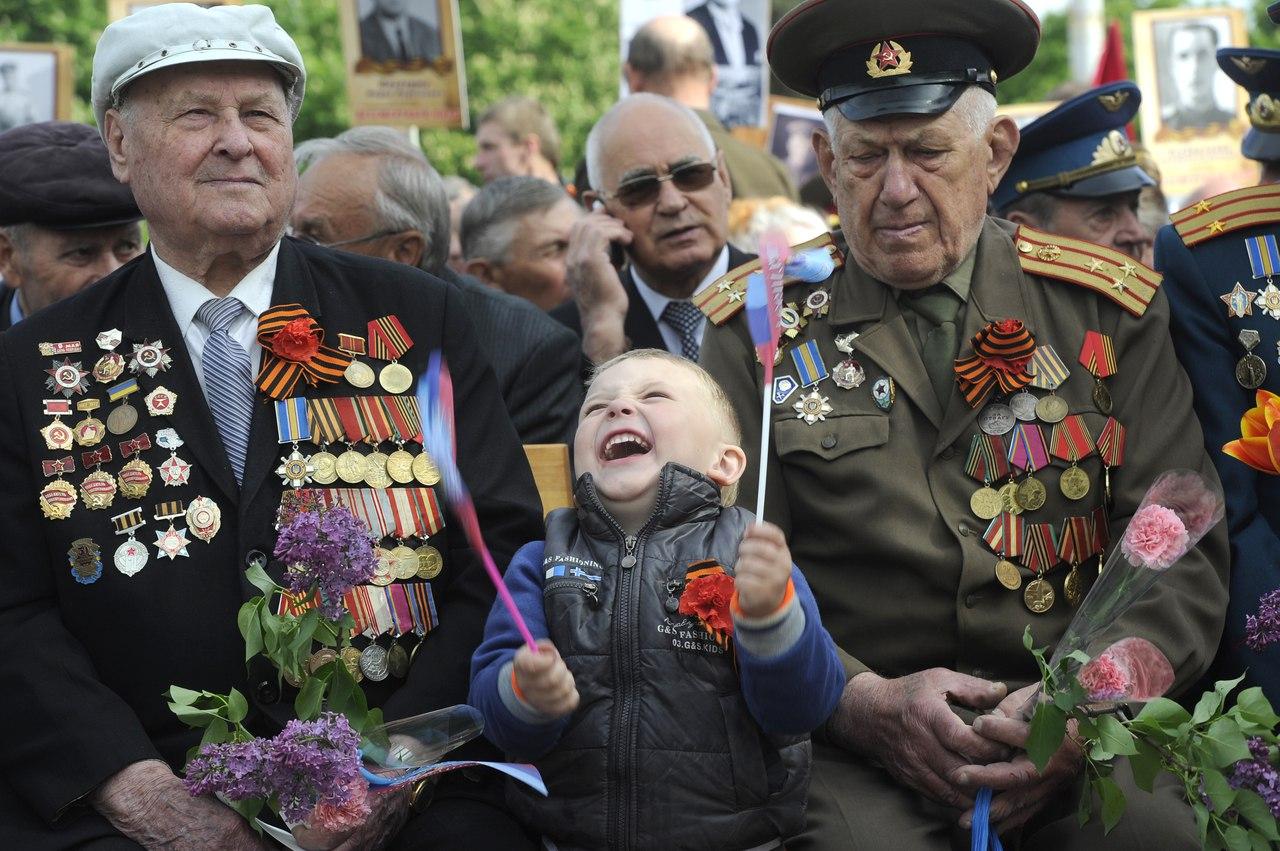 Время великой, картинка ветеранам