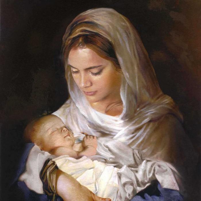 Образ матери картинка