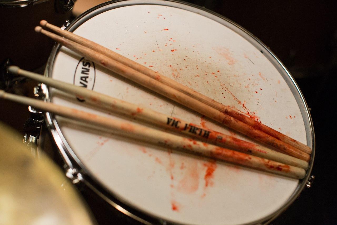 Картинки барабанов и барабанных палочек