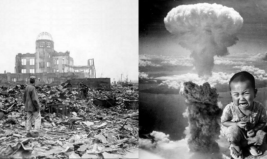 an argument that the us atomic bombing of japan was a necessary evil Were the atomic bombings justifiable here are summaries of opinions from faq farmers on the moral no matter that the atomic bombs actually killed fewer japanese per city and were thus less effective than conventional firebombs the invasion of japan was necessary to end the war.