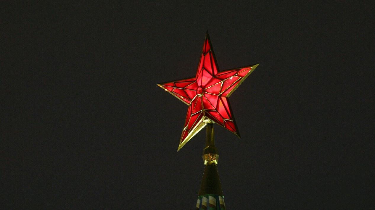 новостью фото красной звезды на черном фоне двух пушистиков