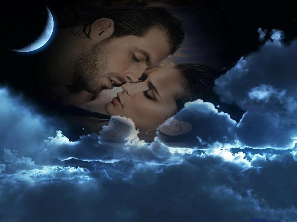 Любовные картинки на ночь мужчине