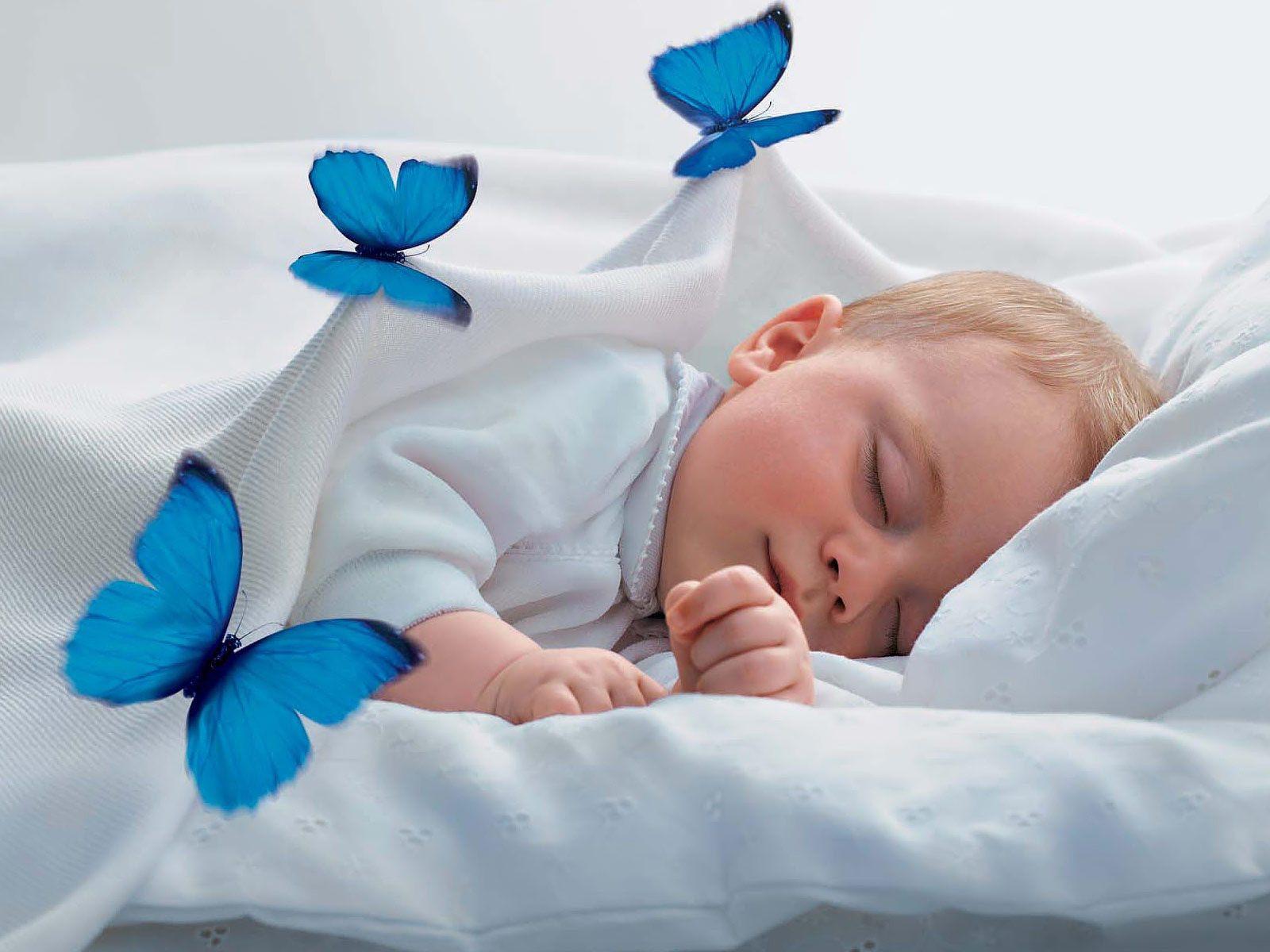Стильная картинка с рождением сына