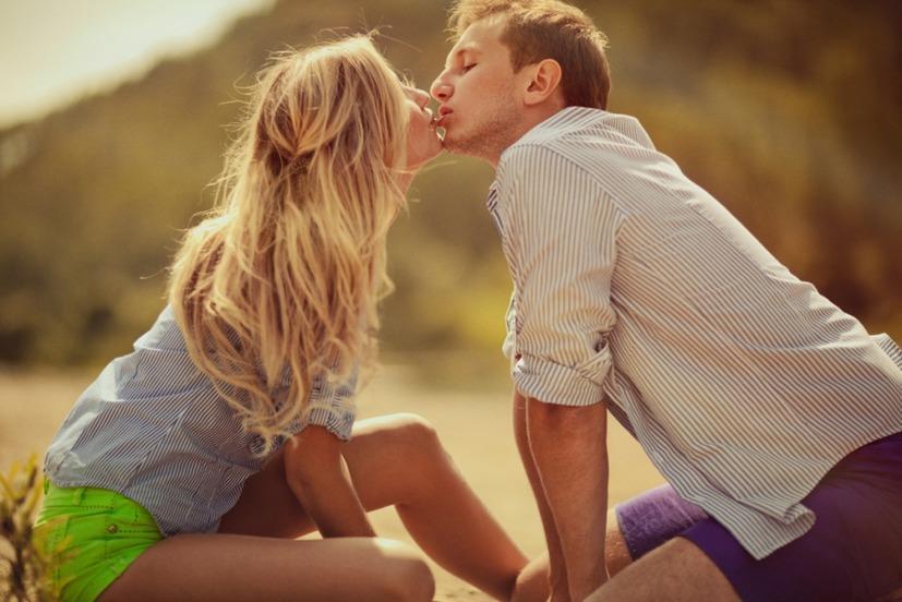 Романтические картинки с блондинками