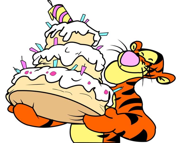 Поздравлениями, день рождения у меня картинки смешные мультяшные