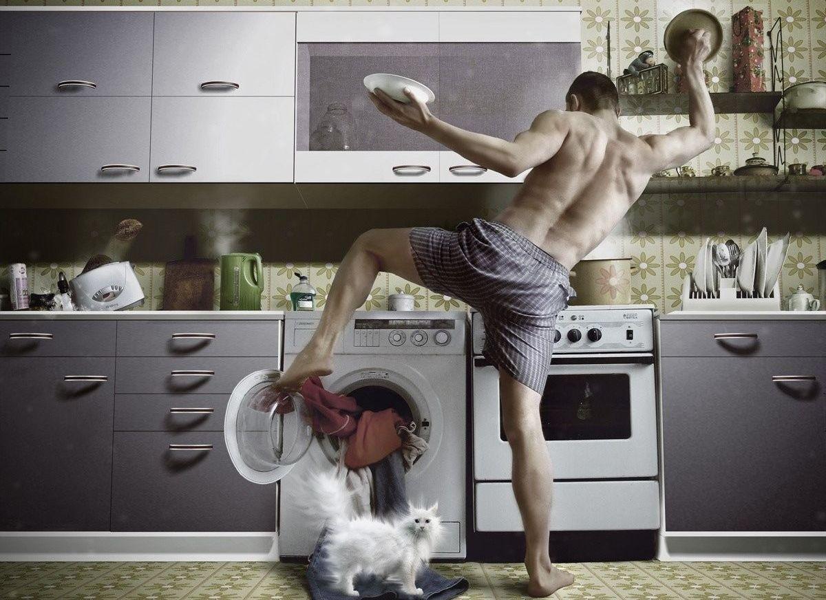 Картинка днем, прикольные картинки если мужа нет домашних