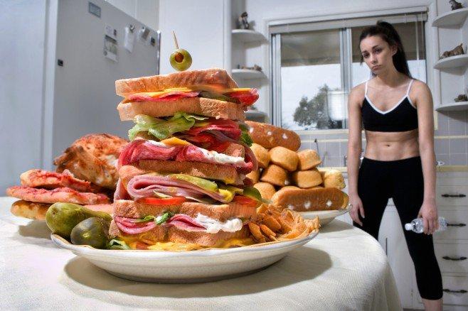 Картинки смешные про еду и диеты, ура