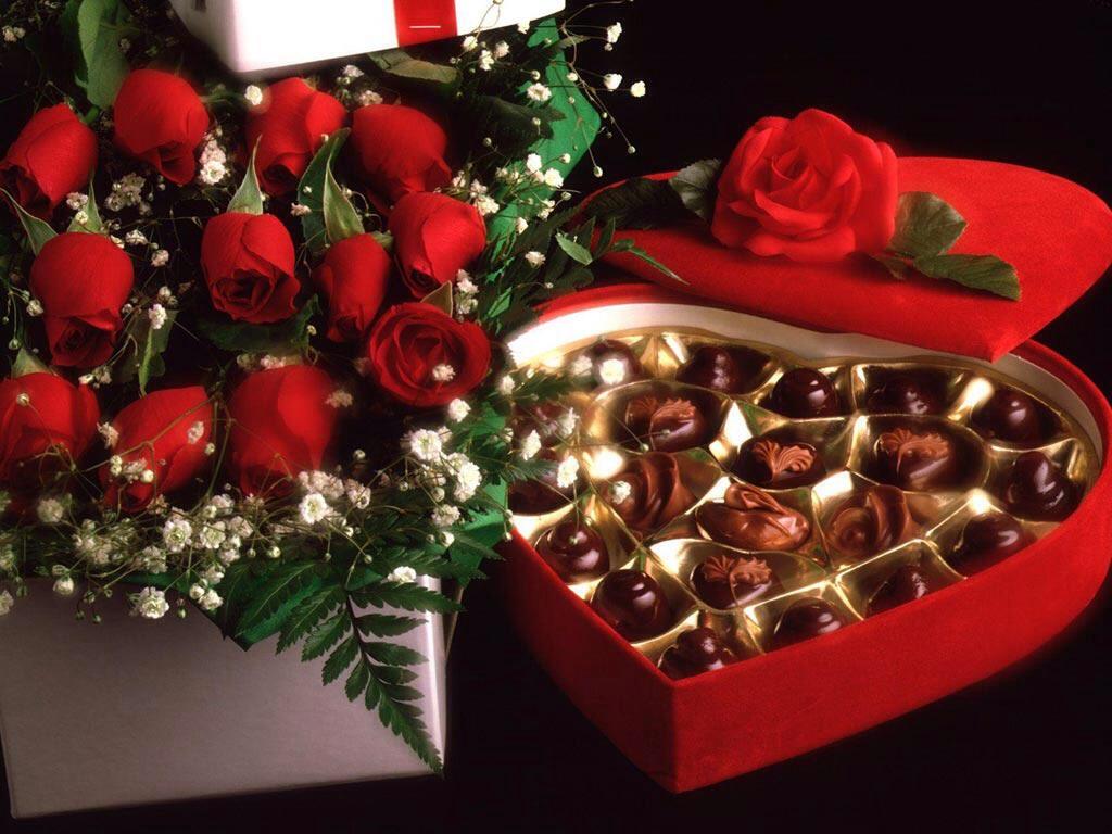 Цветы и конфеты картинки красивые букеты, новой рабочей неделей