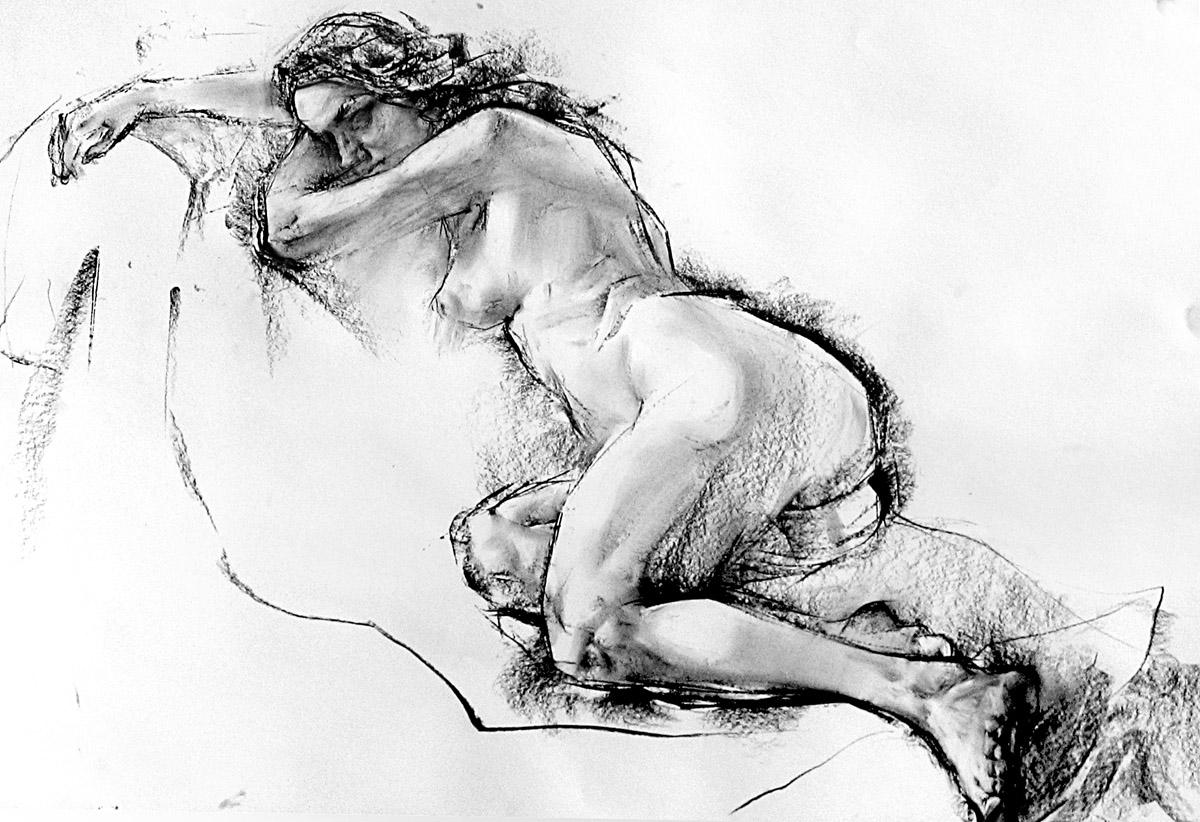 Эротика Зарисовки Обнаженной Натуры Мужчина Женщина