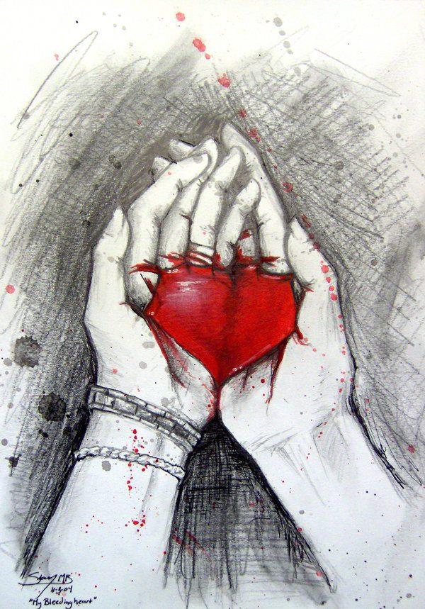 программу картинки разбитое сердце со слезами нужен