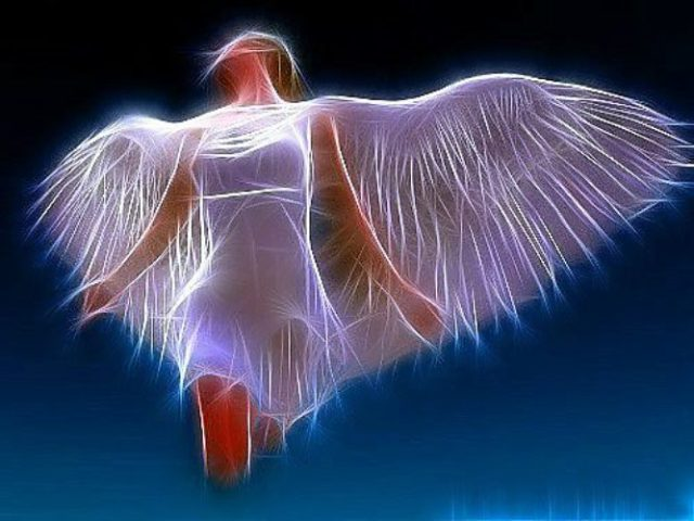 что означает поздравление крыльев за спиной чтобы ваш ценный